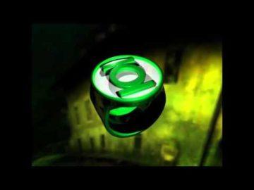 Lanterna Verde 3D Max