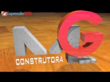 Construtora MG - teste logo